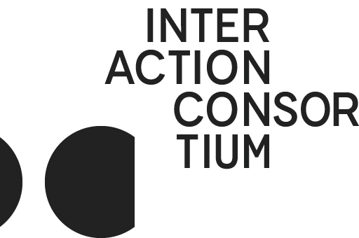 The Interaction Consortium logo brand